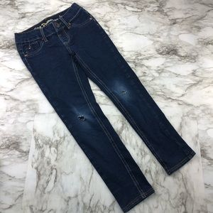 Justice Premium Simply Low Knit Jegging 7R Jeans
